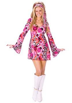 Feelin Groovy Disco Dress