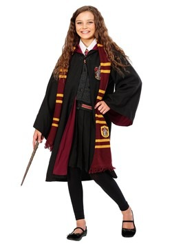 Deluxe Child Hermione Costume  sc 1 st  Halloween Costumes & Girls Halloween Costumes - Kids Costumes
