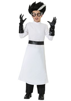Child's Mad Scientist Costume cc
