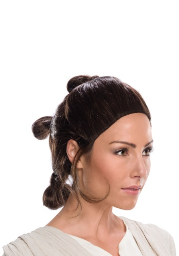 Star Wars Rey Adult Wig