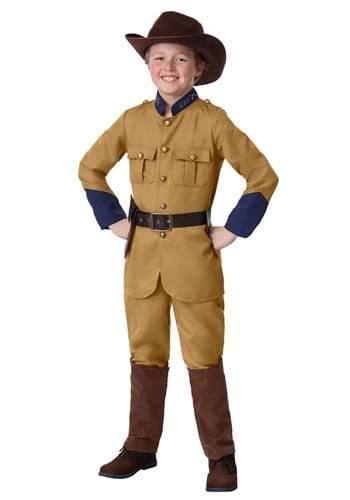Click Here to buy Boys Teddy Roosevelt Costume from HalloweenCostumes, CDN Funds