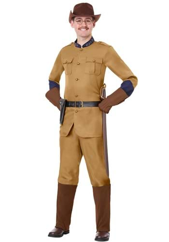 Men's Teddy Roosevelt Costume-1