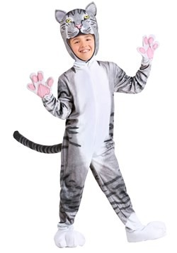 Curious Cat Costume For Kids