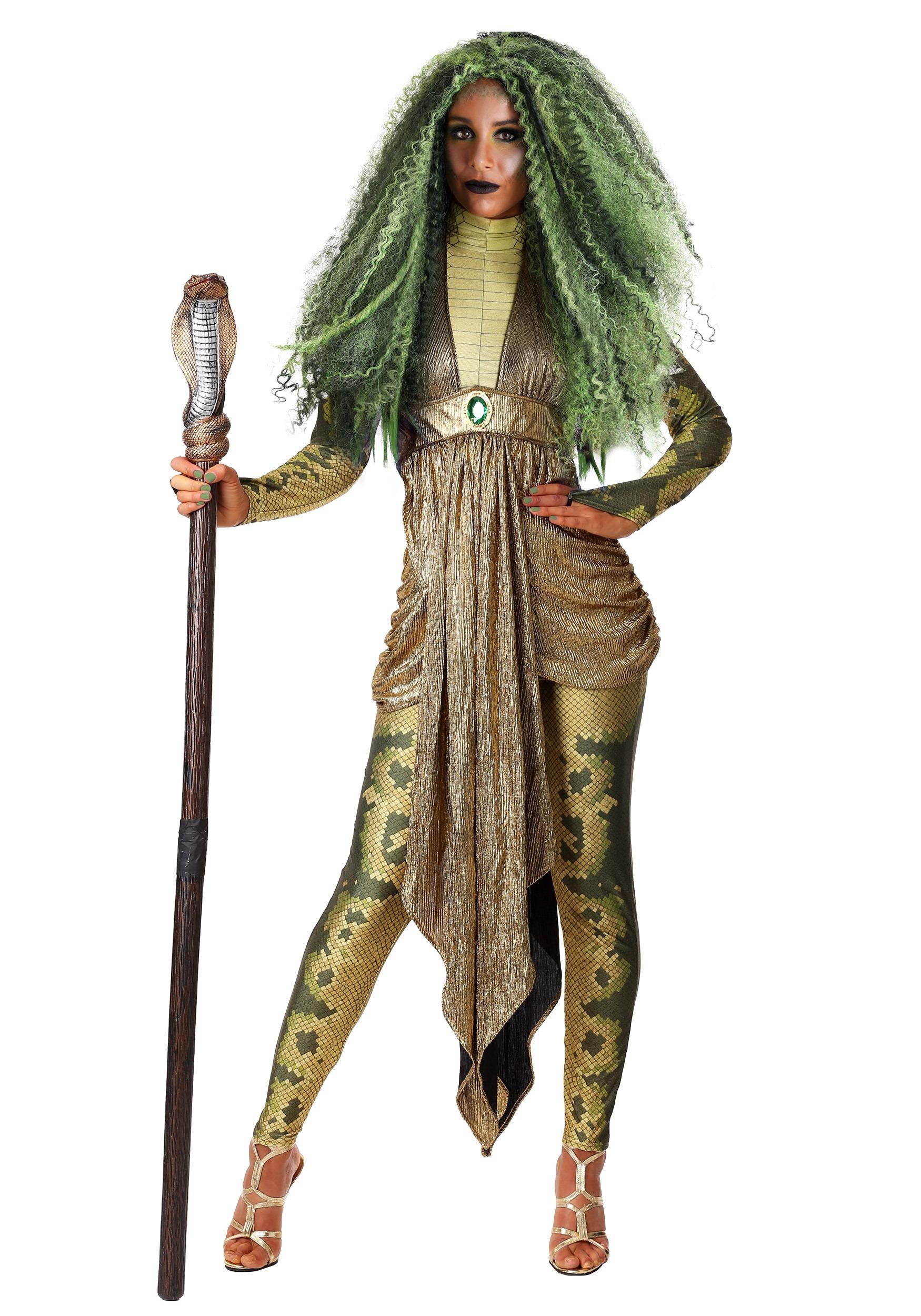 Deluxe Medusa Women S Costume