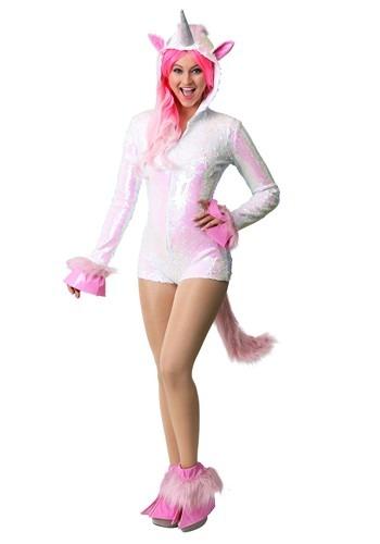 Women's Sequined Unicorn Costume update