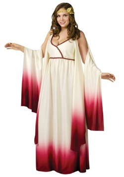 Plus Size Goddess of Love Costume