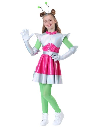 Girls Outer Space Cutie Costume