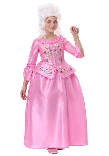 Click Here to buy Marie Antoinette Girls Costume from HalloweenCostumes, CDN Funds