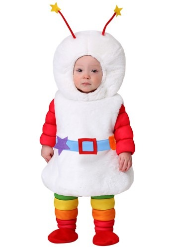 Click Here to buy Baby Rainbow Brite Sprite Costume from HalloweenCostumes, CDN Funds