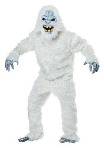 Click Here to buy Snow Beast Costume for Adults from HalloweenCostumes, CDN Funds