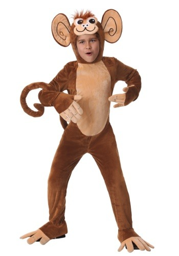 Child Funky Monkey Costume