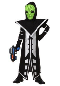 Alien Assassin Boy's Costume