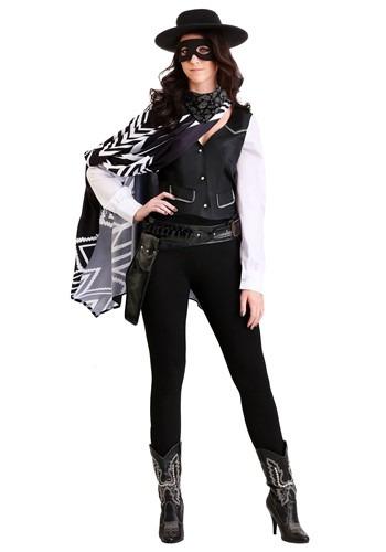 Womens Plus Size Bad Bandit Costume