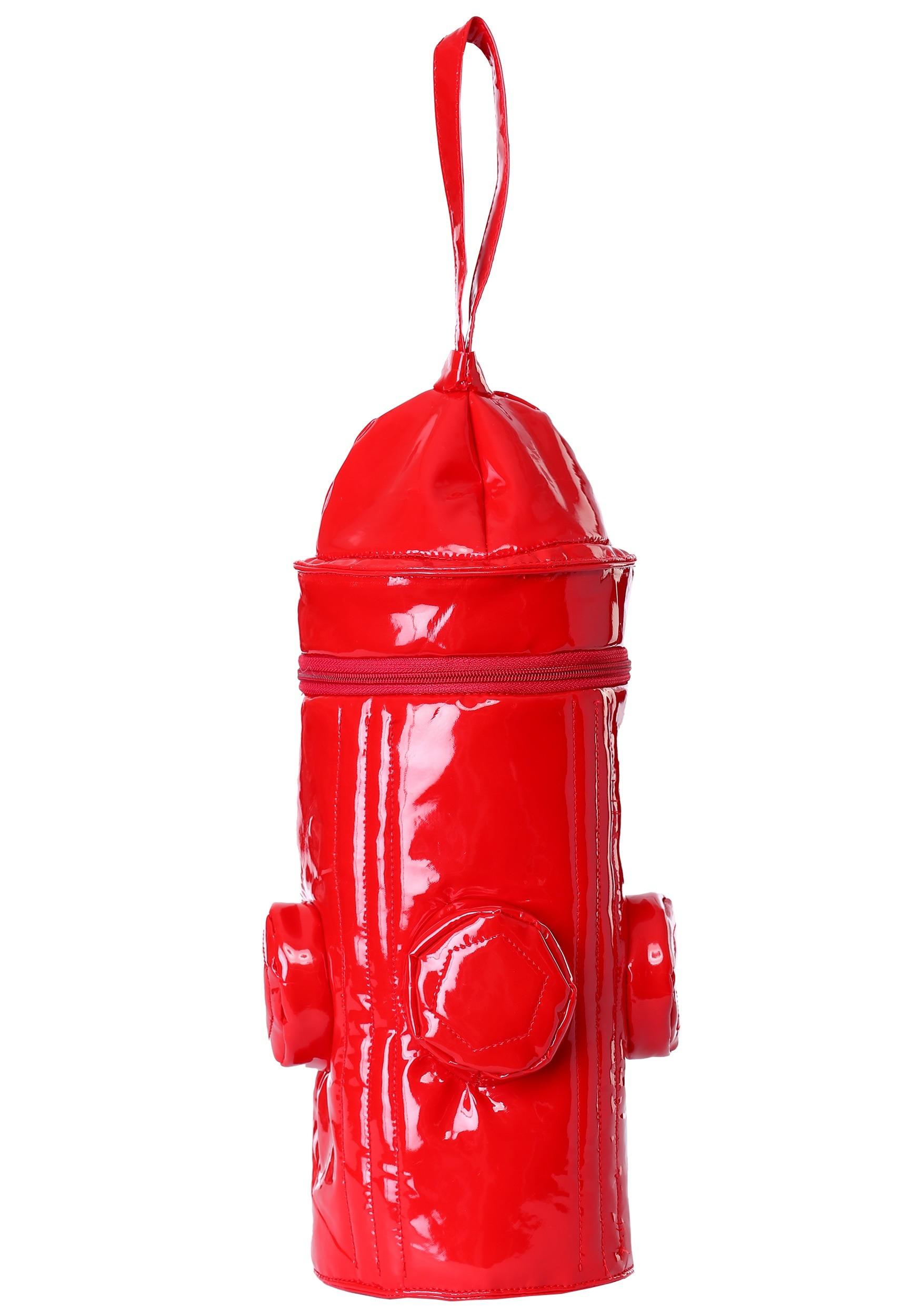 Red Fire Hydrant Purse (FUN4068-ST FUN4068) photo