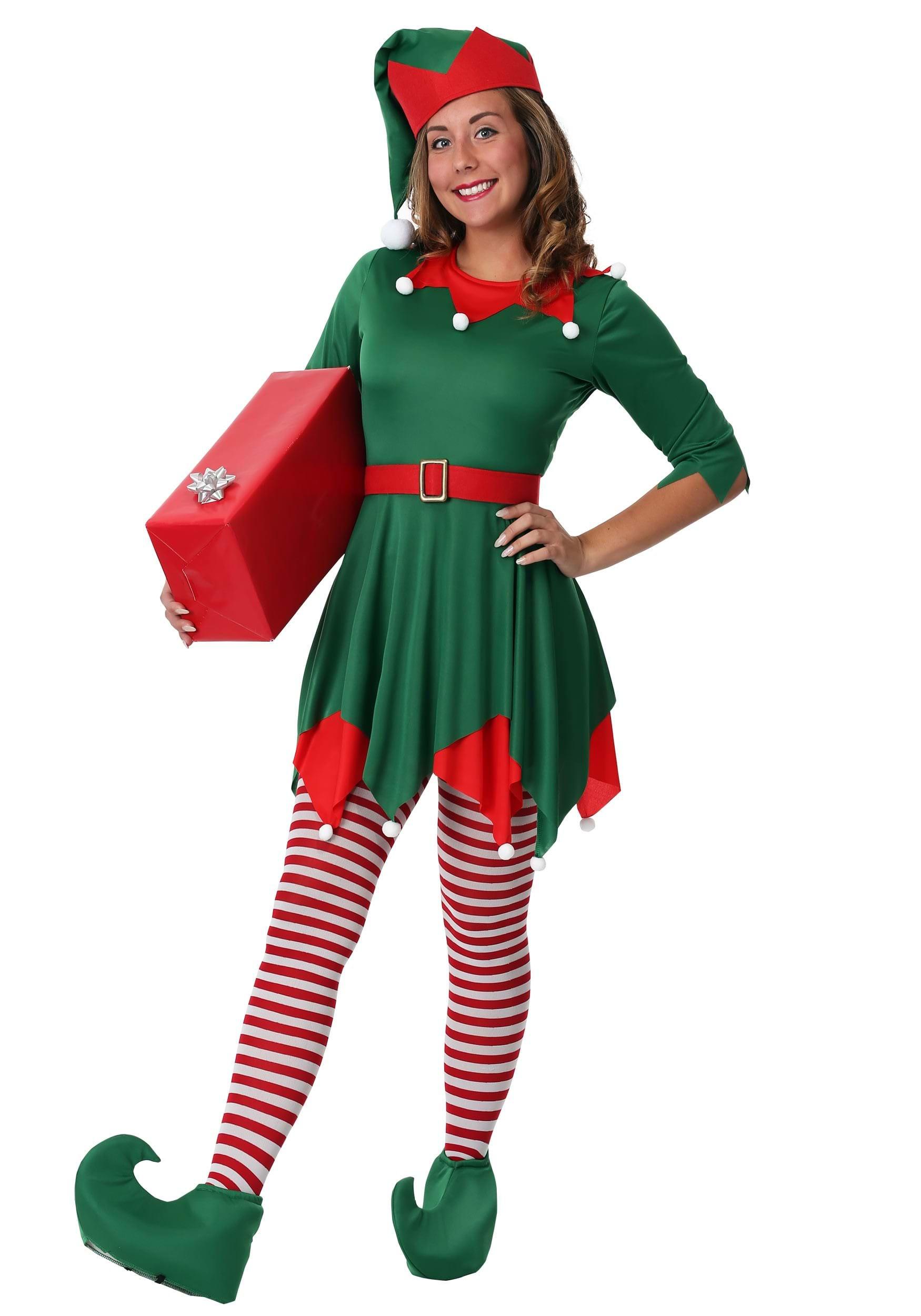f2555008b4d Women s Santa s Helper Costume