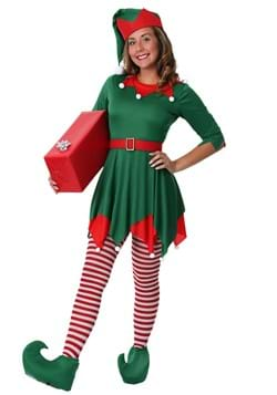 Women's Santa's Helper Costume