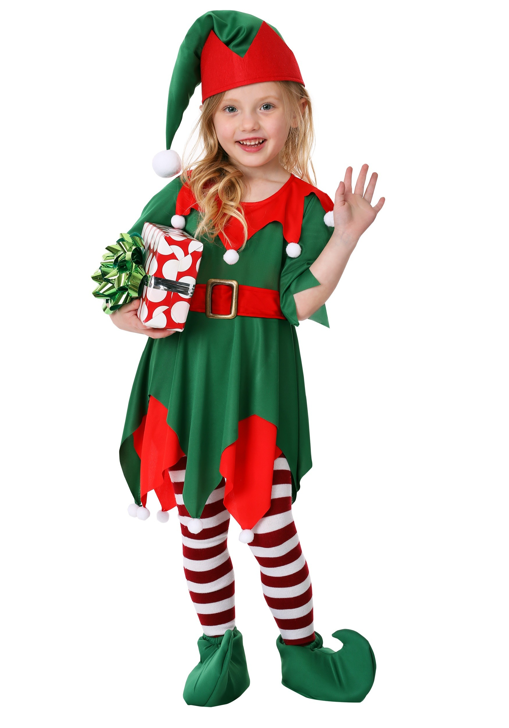 Toddler Girl S Santa S Helper Costume