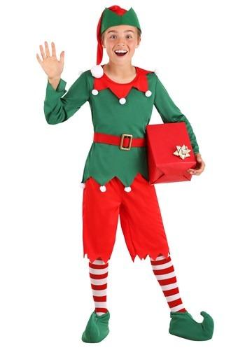 Boy's Santa's Helper Costume update1