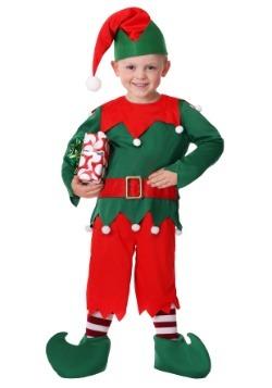 Toddler Santa's Helper Costume