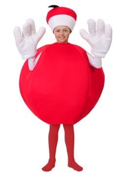 Child Apple Costume