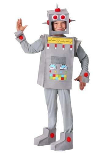 Kids Robot Rascal Costume