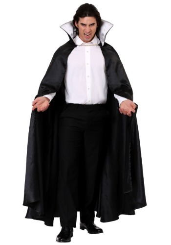 Adult Black Vampire Cloak