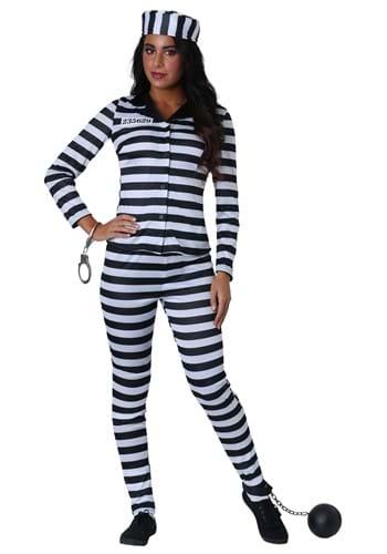 Women's Incarcerated Cutie Costume2
