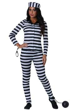 Women's Incarcerated Cutie Costume2