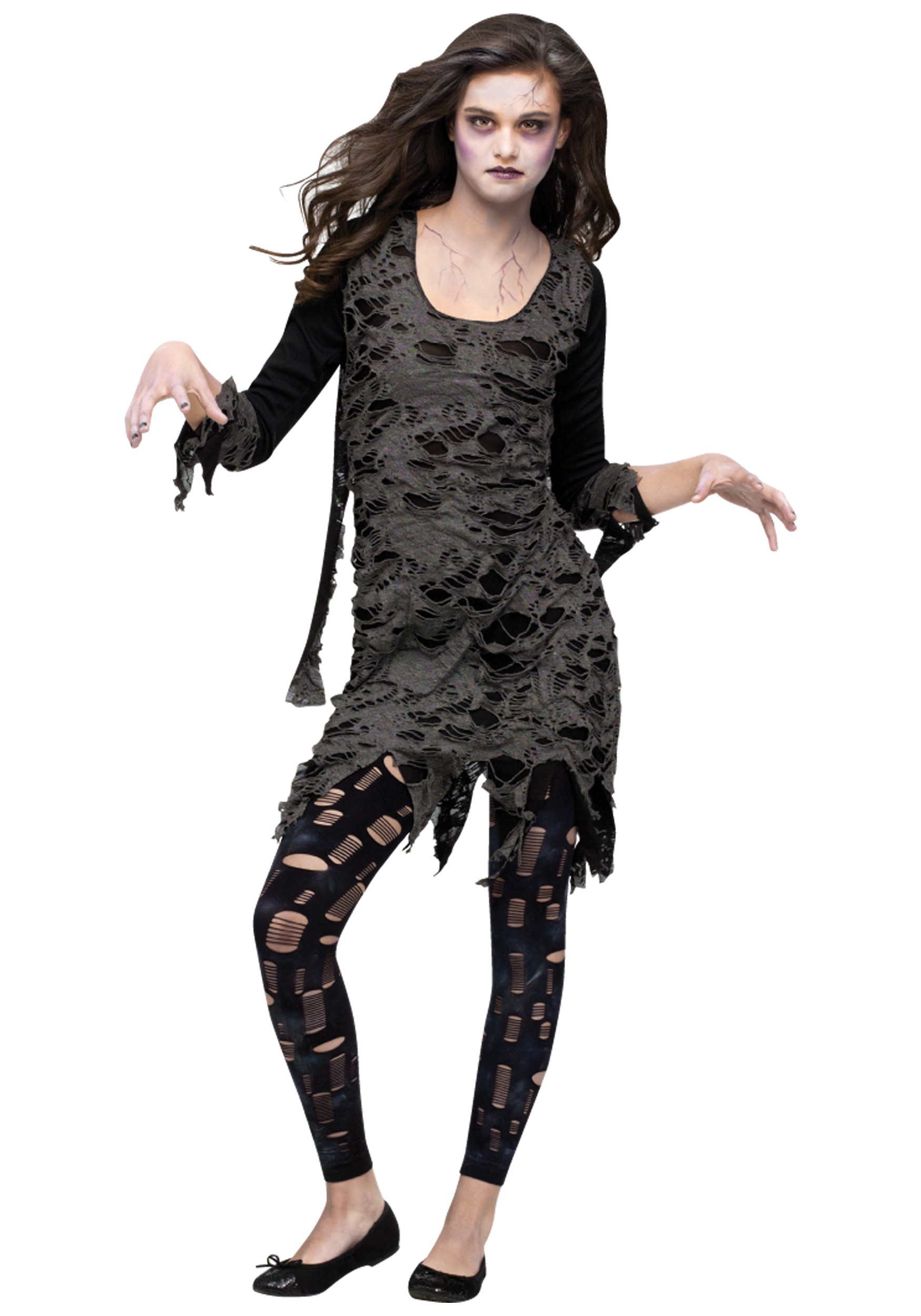 Teen Living Dead Costume - Easy Costumes