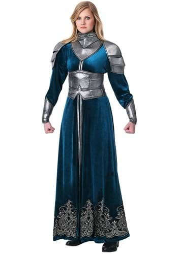 Click Here to buy Medieval Warrior Womens Costume from HalloweenCostumes, CDN Funds