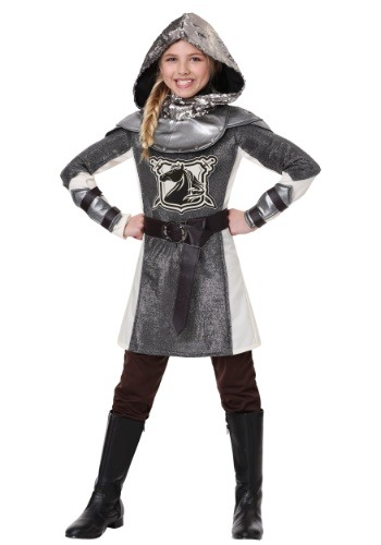 Click Here to buy Medieval Knight Costume For Girls from HalloweenCostumes, CDN Funds