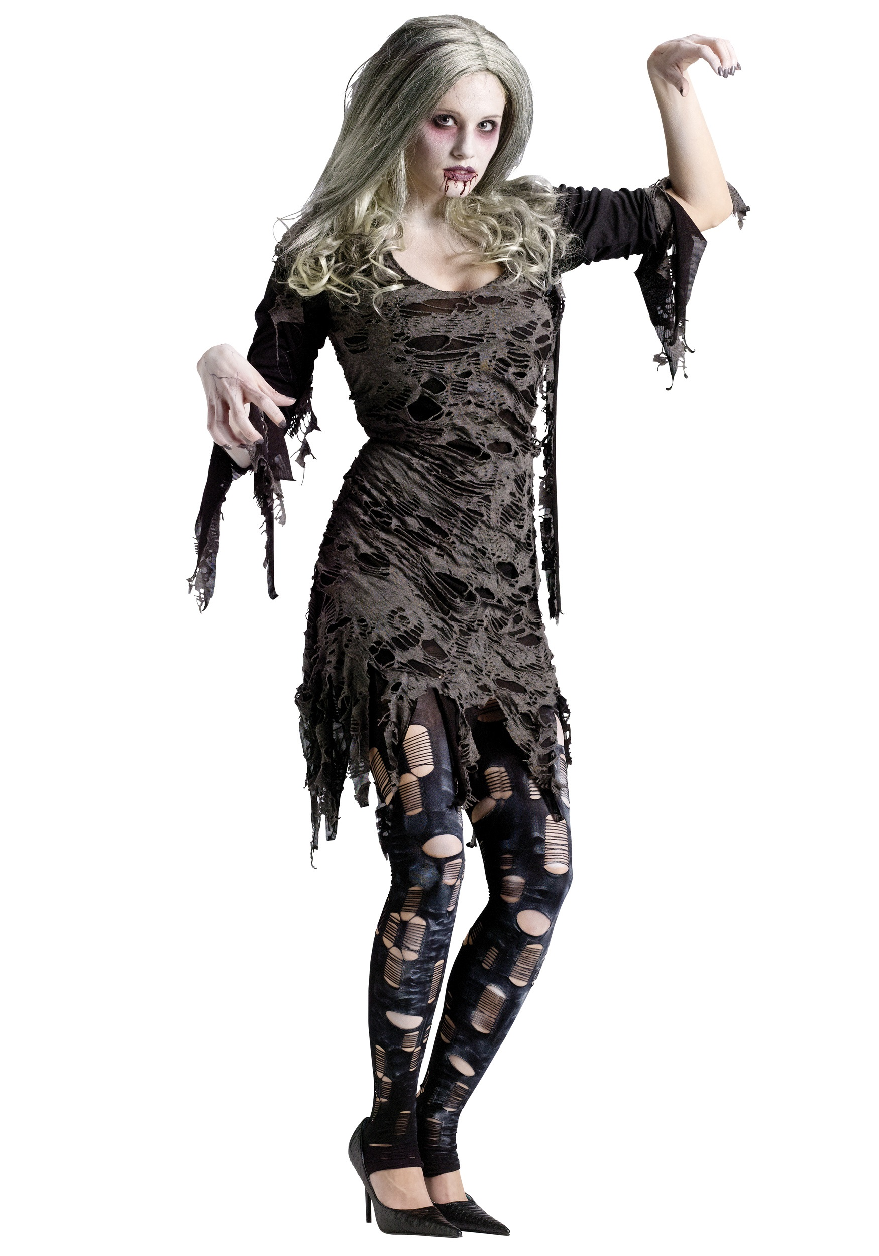 e5c43648406 Zombie Costumes & Walking Dead Costumes - HalloweenCostumes.com