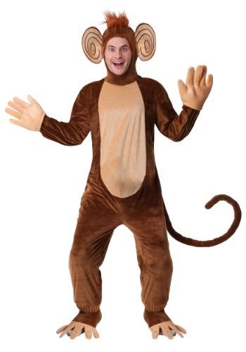 Adult Plus Size Funky Monkey Costume