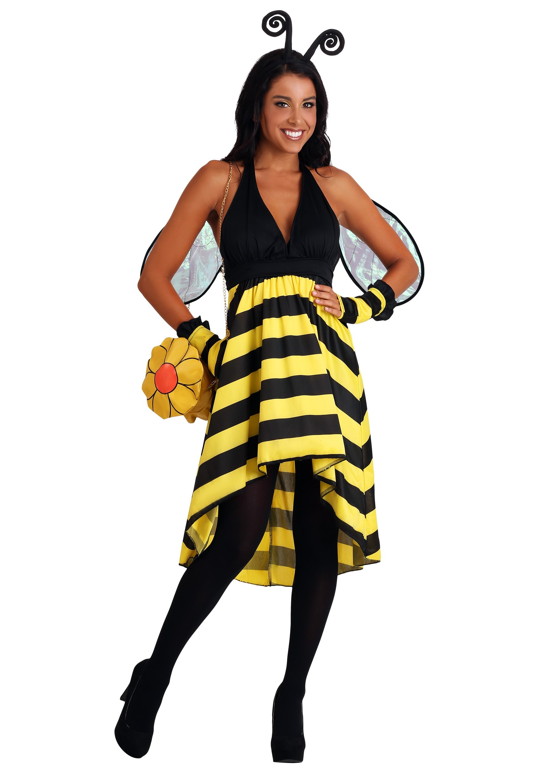 WOMENS BEE COSTUME