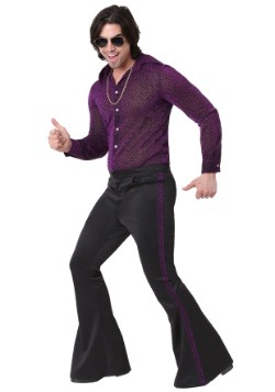 Men's Dazzling Disco Dude Costume