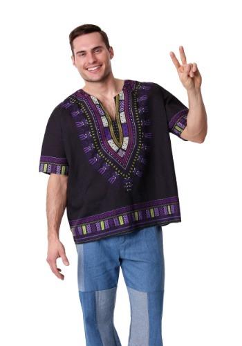 Hazy Hippie Costume for Men