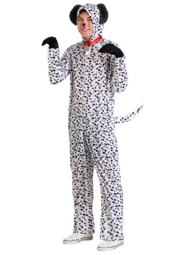 Adult Delightful Dalmatian Costume