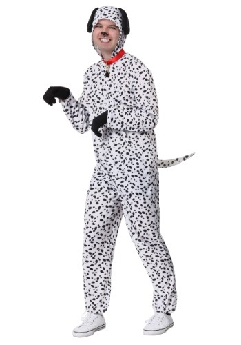 Adult Plus Size Delightful Dalmatian Costume