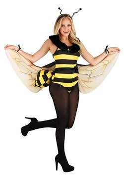 Women's Honey Bee Bodysuit Costume update
