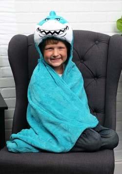 Seymour the Shark Comfy Critter Blanket-update