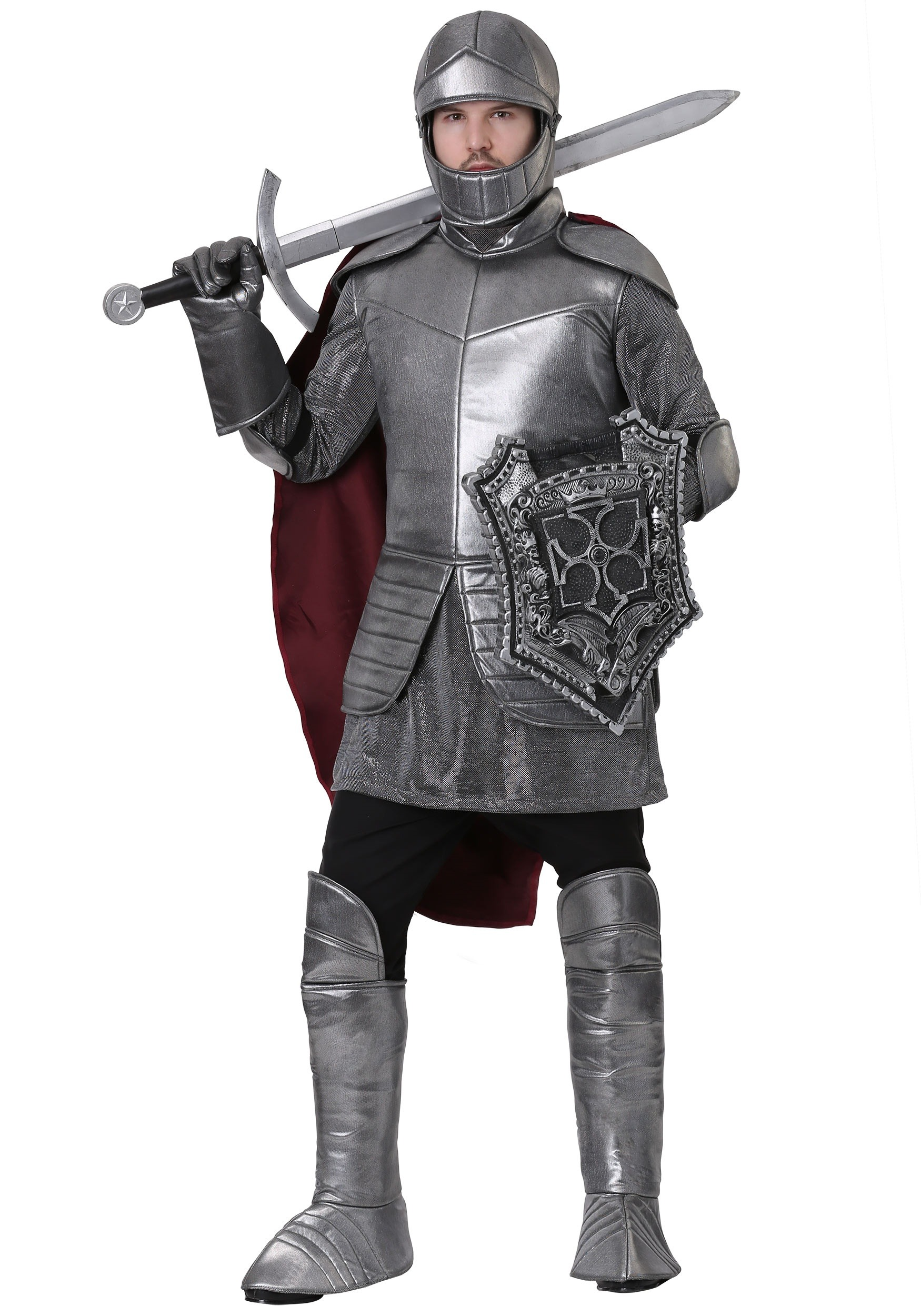 Mens Dragon Knight Game of Thrones Costume