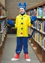 Kids Pete the Cat Costume 3