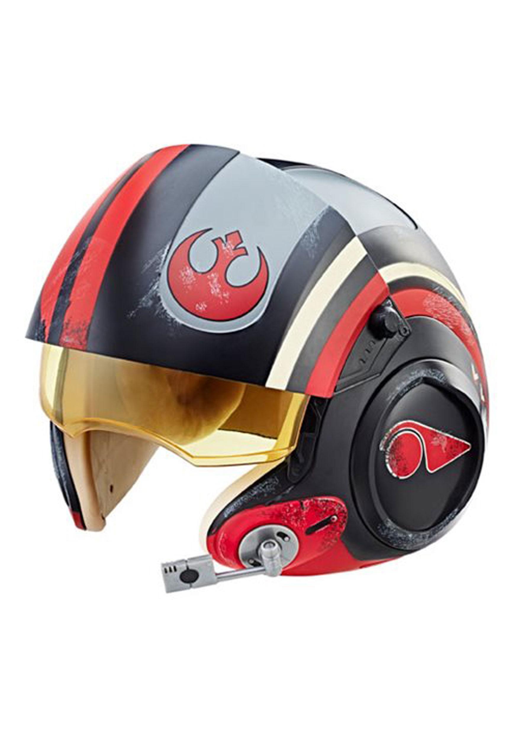 Star Wars The Black Series Poe Dameron Electronic Helmet EEDHSC1441