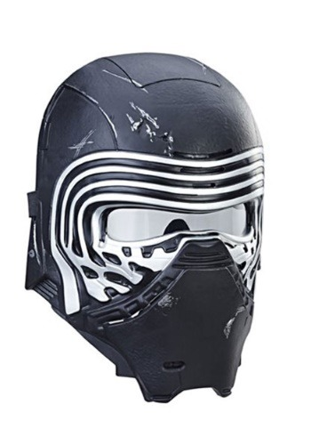 Image of Star Wars: The Last Jedi Kylo Ren Electronic Mask