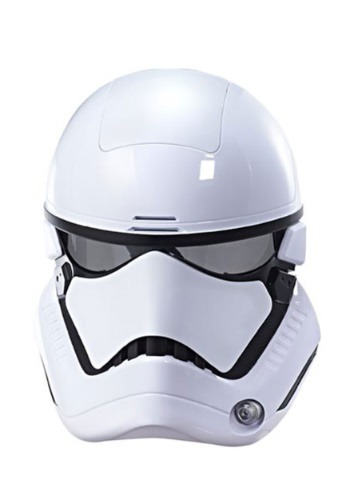 Image of Star Wars: The Last Jedi Stormtrooper Electronic Mask