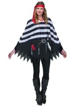 Pirate Poncho Costume