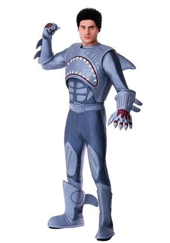 Click Here to buy Sharkboy Adult Costume from HalloweenCostumes, CDN Funds