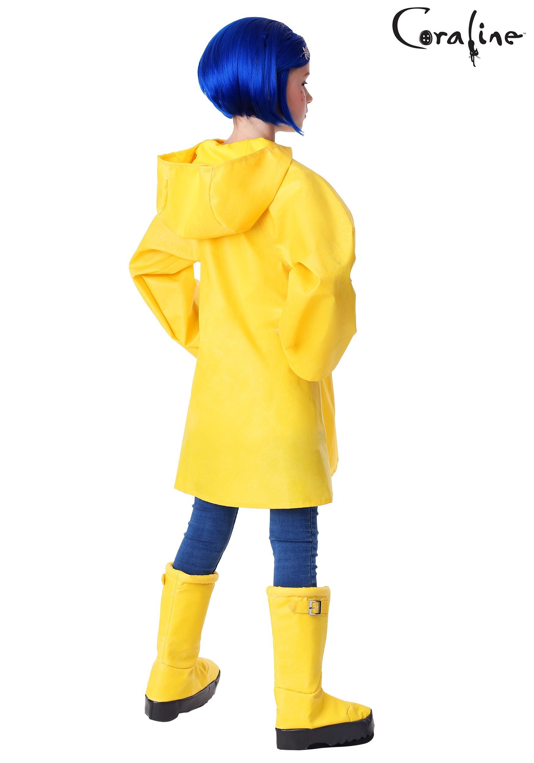 Girl S Coraline Costume