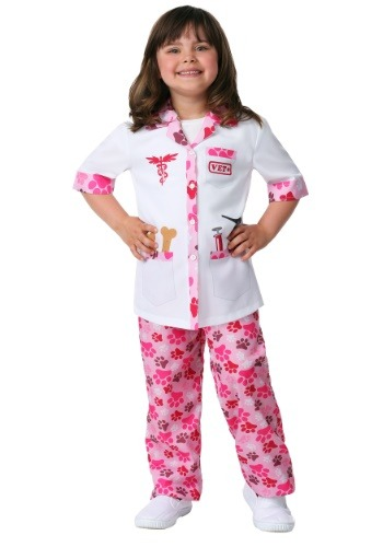 Girl's Veterinarian Costume