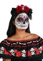 Day of the Dead Flower Adult Headband